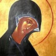 Theotokos Art Print