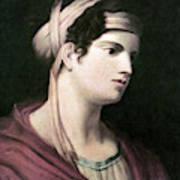 Therese Von Brunsvik (1775-1861) Art Print