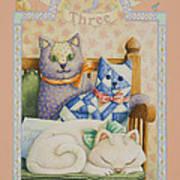Third Birthday Art Print