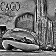 This Is Chicago Art Print