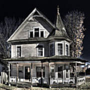 This Old House Version1 Art Print