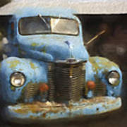 This Old Truck 13 Art Print