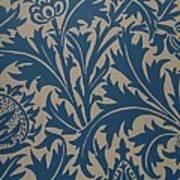 Thistle Design Art Print