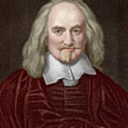 Thomas Hobbes Art Print
