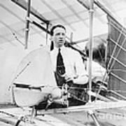 Thomas Sopwith, British Aviation Pioneer Art Print