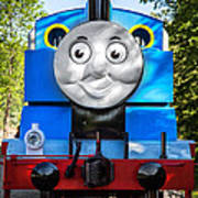 Thomas The Train Art Print