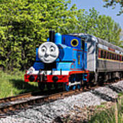 Thomas Visits The Cvnp Art Print