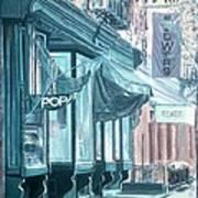 Thompson Street Art Print