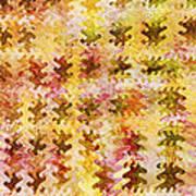 Those Autumn Leaves Art Print