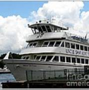 Thousand Islands Saint Lawrence Seaway Uncle Sam Boat Tours Art Print