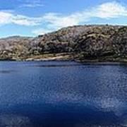 Threadbo Lake Panorama - Australia Art Print