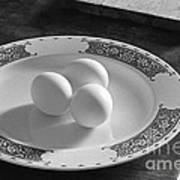Three Eggs 2 Art Print