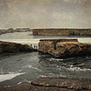 Three Fishermen Art Print