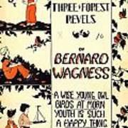 Three Forest Fevels Art Print