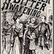 Thrilling Life Stories For The Masses 1892 Art Print