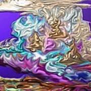 Thunderhead 3 Art Print