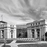 Thurgood Marshall Federal Judiciary Building Art Print