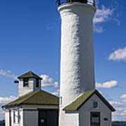 Tibbetts Point Lighthouse Art Print