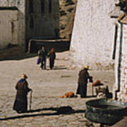 Tibet 2x2x2 By Jrr Art Print