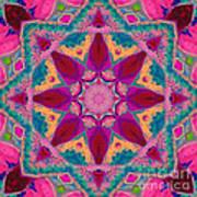 Tibetan Rose Art Print