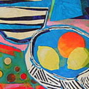 Tiddly Winks Art Print by Diane Fine