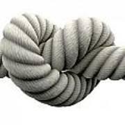 Tie The Knot Art Print