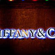 Tiffany And Co Art Print