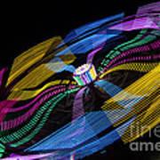Tilt A Whirl Art Print