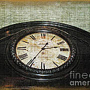 Time Is Fleeting Art Print
