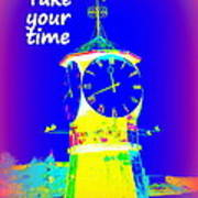 It's The Time Of Our Life Art Print