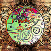 Time Machine 20130606 Art Print by Wingsdomain Art and Photography