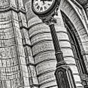 Time Of Grunge Art Print
