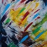 Time stands still Art Print