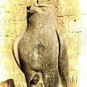 Timeless Horus Art Print