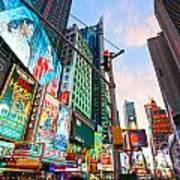 Times Square - New York City Art Print