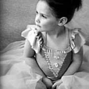 Tiny Dancer Art Print by Stephanie Grooms