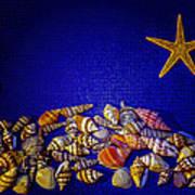 Tiny Sea Shells Art Print