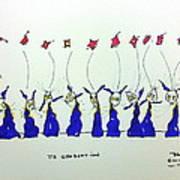Tis Graduation Art Print