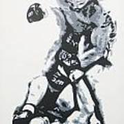 Tito On Ice Art Print