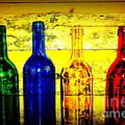 To Much Of Wine Art Print