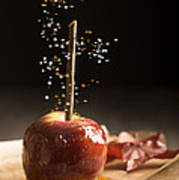 Toffee Apple Art Print