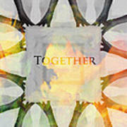 Together 2 Art Print