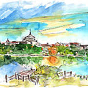 Toledo 03 Art Print
