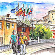 Toledo 04 Art Print
