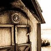 Toledo Mailbox Art Print