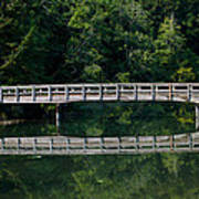 Tolmie Bridge Art Print