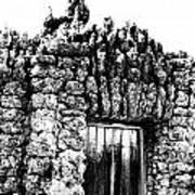 Tomb Of Stone Art Print