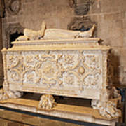 Tomb Of Vasco Da Gama Art Print