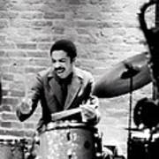 Tony Williams At The Penthouse Art Print