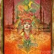 Tooty La Fruity Art Print